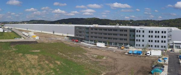 Prologis BMW, Landshut